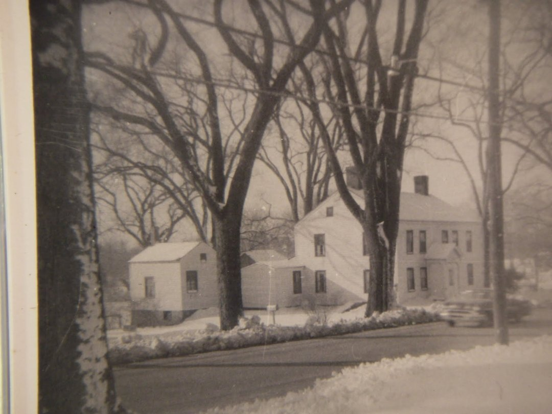 Madison House winter est 1954