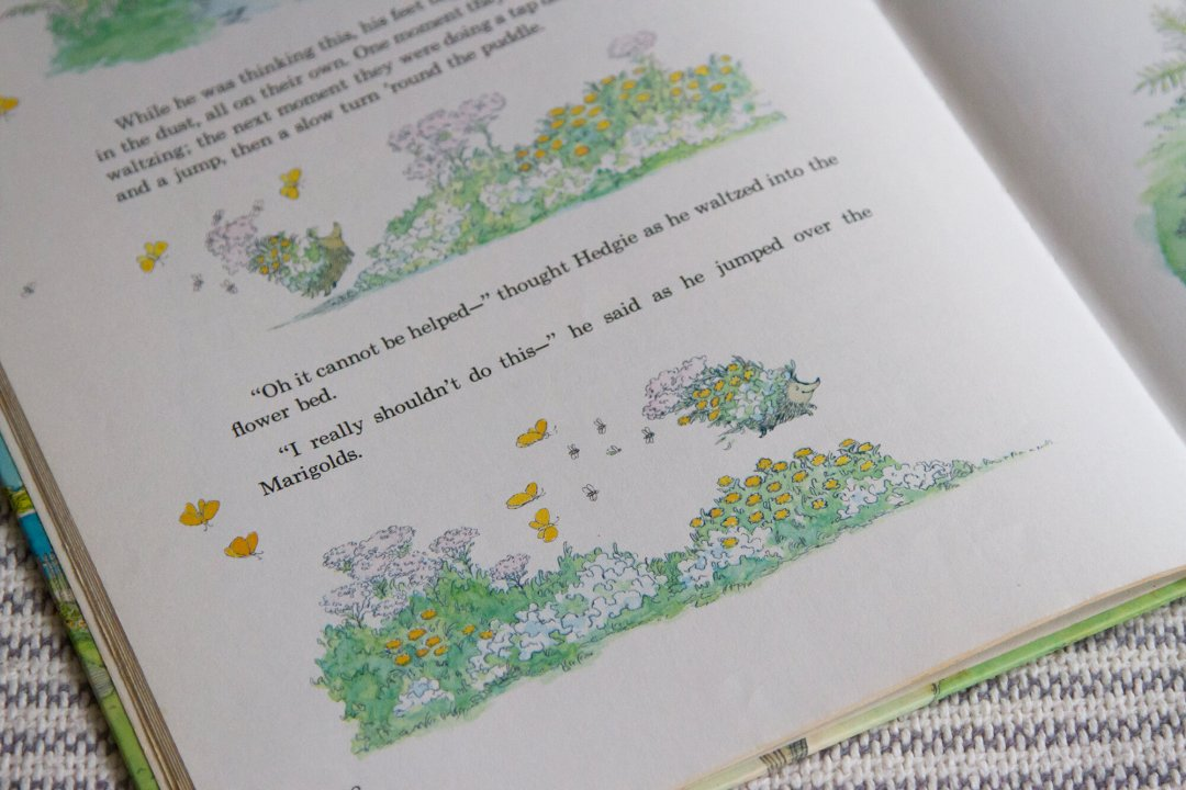 miss jaster's garden | reading my tea leaves