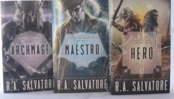 Homecoming by R.A. Salvatore