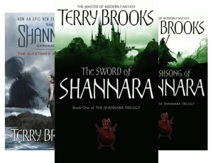 The Shannara Trilogy