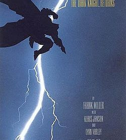 The Frank Miller's Dark Knight Reading Order