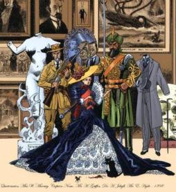The League of Extraordinary Gentlemen Reading Order