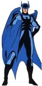 Nighthawk of the Squadron Supreme