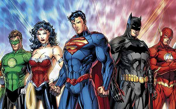 DC New 52 Justice League