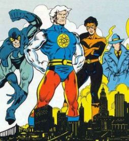 The Pre-Crisis DCU – Earth Four