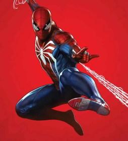 Marvel Earth 1048 — PlayStation Spider-Man