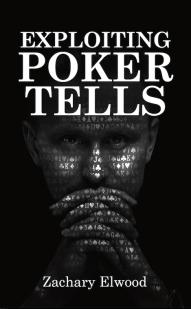 Exploiting Poker Tells - new poker book cover