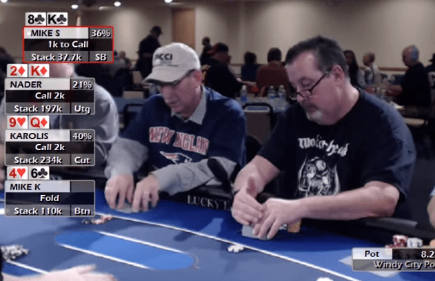 Guide to poker tells russian roulette gif funny