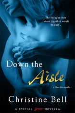 Down the Aisle by Christine Bell