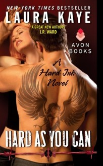 hard as you can by laura kaye
