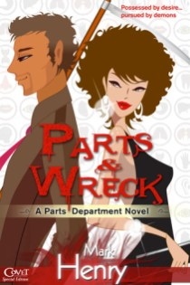 parts and wreck by mark henry