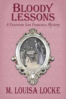bloody lessons by m louisa locke