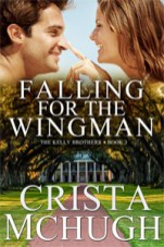 falling for the wingman by crista mchugh