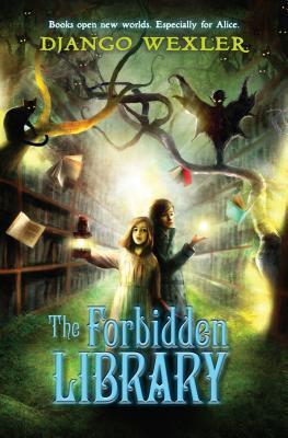 forbidden library by django wexler