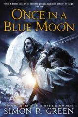 once in a blue moon by simon r green