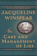 care and management of lies by jacqueline winspear