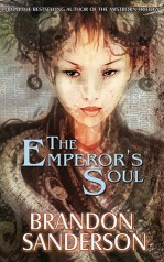 emperors soul by brandon sanderson