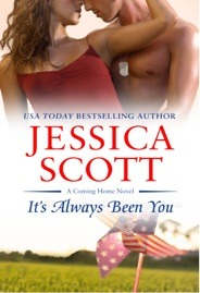 its always been you by jessica scott