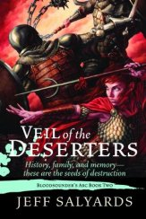 veil of the deserters by jeff salyards