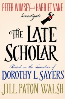 late scholar by jill paton walsh