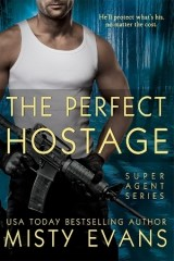 perfect hostage by misty evans