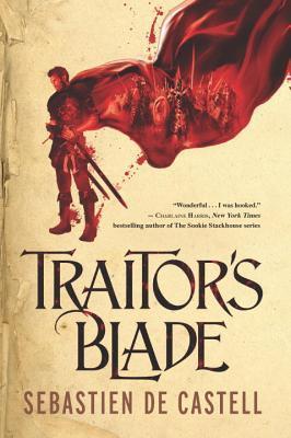 traitors blade by sebastien de castell