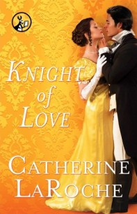 knight of love by catherine laroche