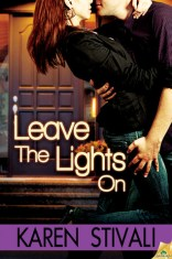 leave the lights on by karen stivali