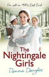 nightingale girls by donna douglas