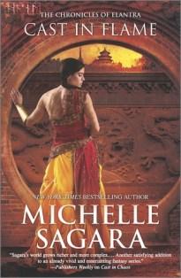 cast in flame by michelle sagara