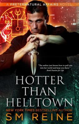 hotter than helltown by sm reine