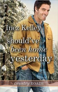 shouldve been home yesterday by inez kelley