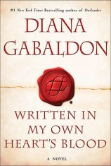 written in my own hearts blood by diana gabaldon