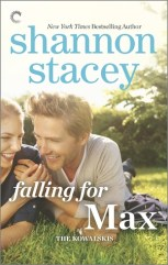 falling for max by shannon stacey