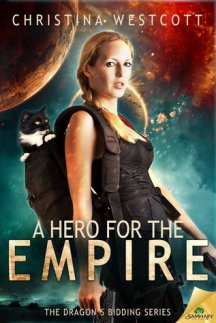hero for the empire by Christine Westcott