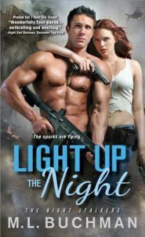 light up the night by m l buchman