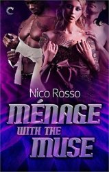 menage with the muse by nico rosso