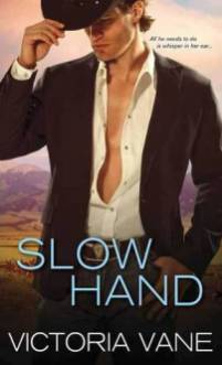 slow hand by victoria vane