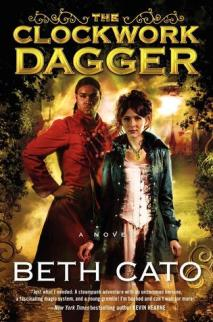 clockwork dagger by beth cato