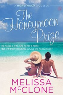 honeymoon prize by melissa mcclone