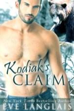 kodiaks claim by eve langlais