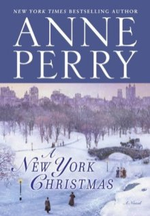 new york christmas by anne perry