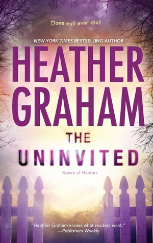 uninvited by heather graham