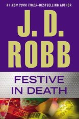festive in death by jd robb