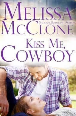 kiss me cowboy by melissa mcclone