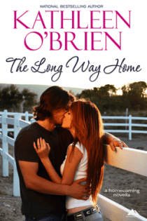 long way home by kathleen o'brien