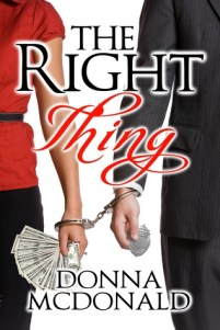 right thing by donna mcdonald