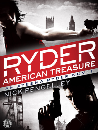 ryder american treasure by nick Pengelley