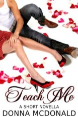 teach me by donna mcdonald