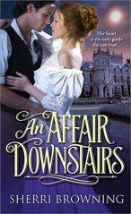 affair downstairs by sherri browning